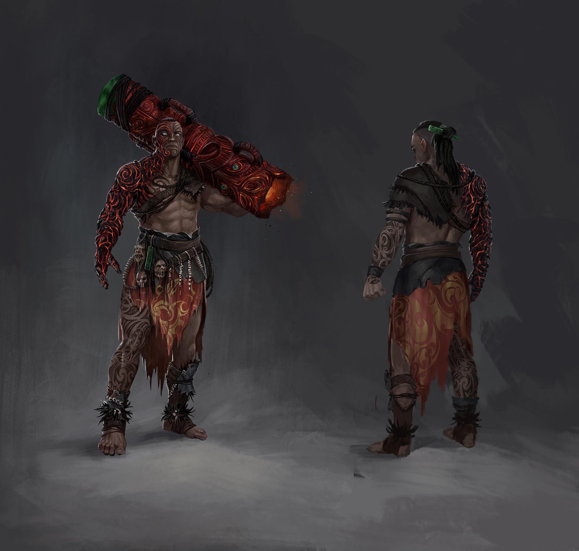 Haku, Armourmaster