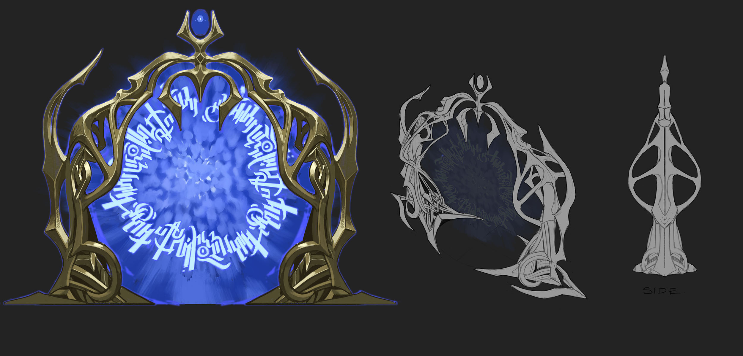 Soulstealer portal