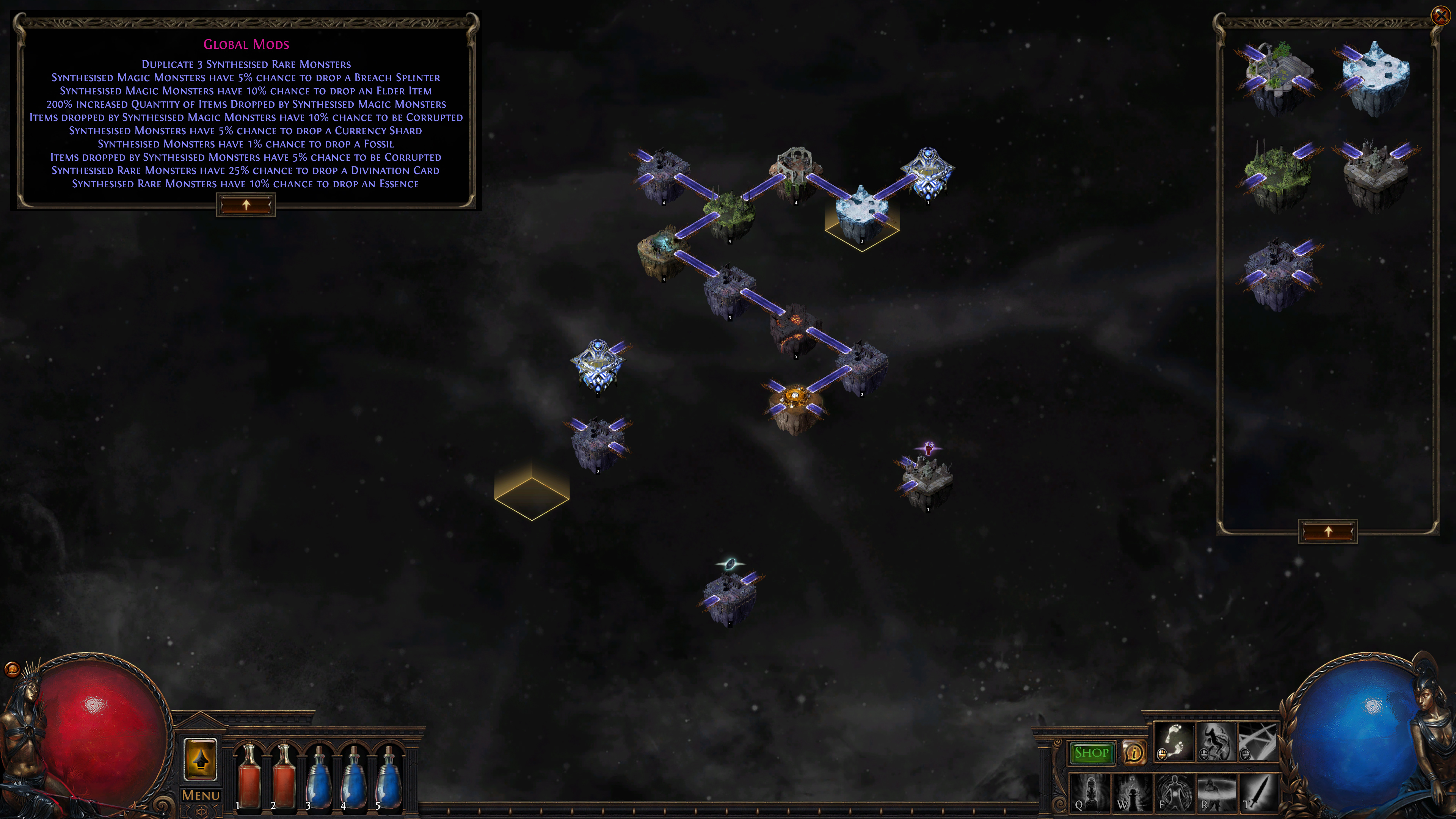 Path of Exile: Synthesis