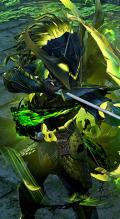Become Your Poison with the Viper Bow & Armour Set