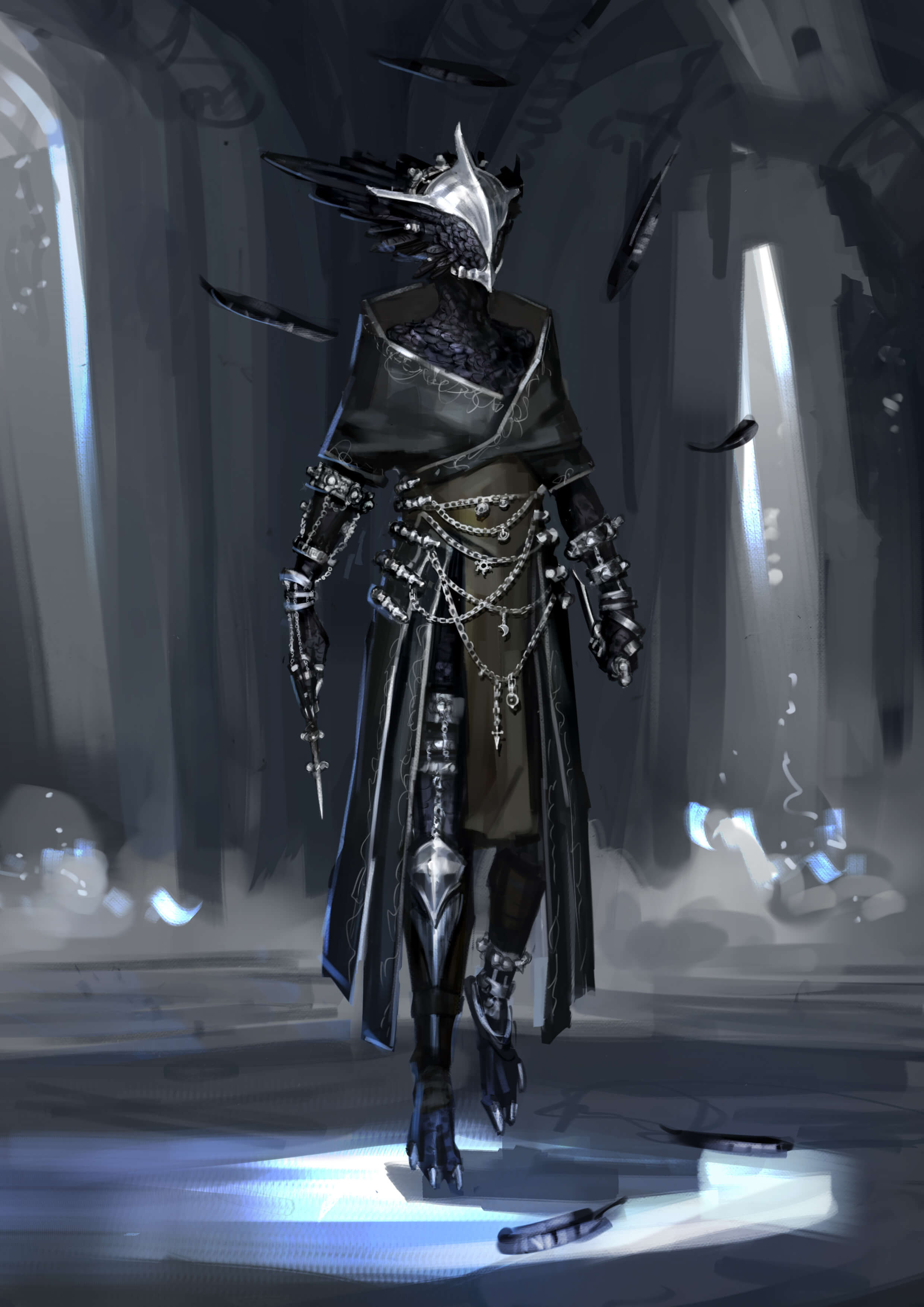 Doomcrow Armour