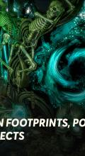Weekend Sale on Footprints, Portals, & Character Effects