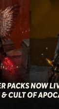 Legion Supporter Packs Now Live: Blood Guardian & Cult of Apocalypse