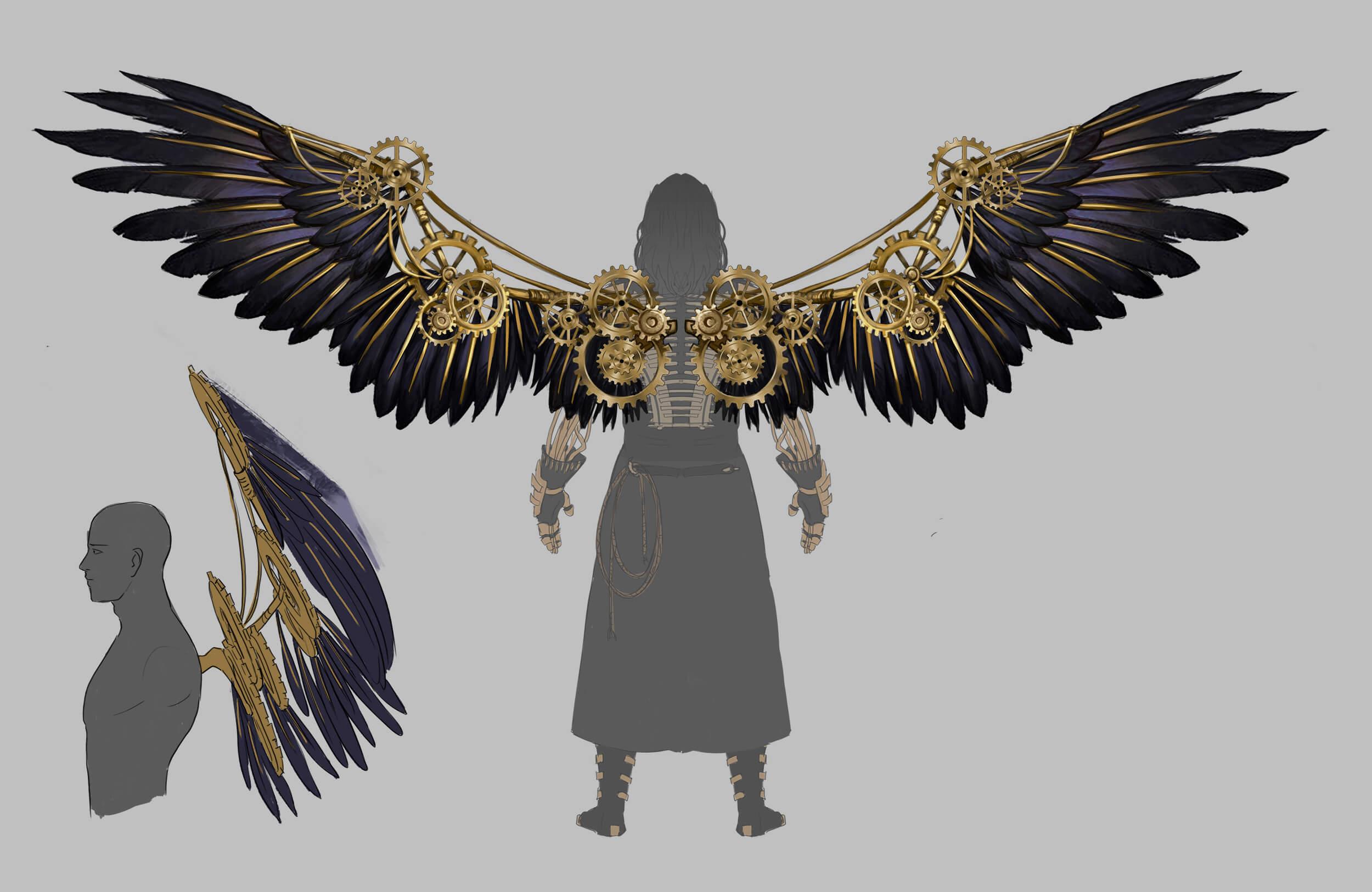 Wrangler Wings