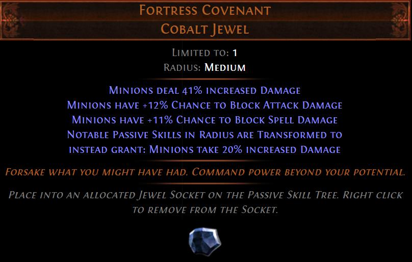 Fortress Covenant