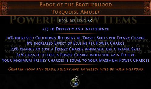 Badge of the Brotherhood