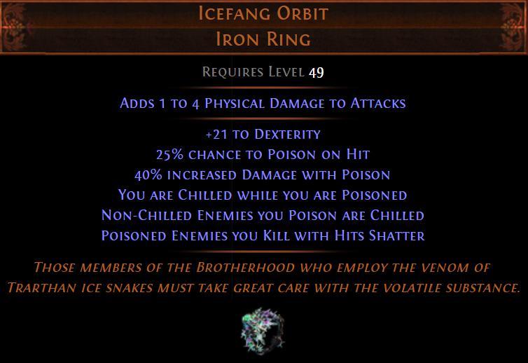 Icefang Orbit