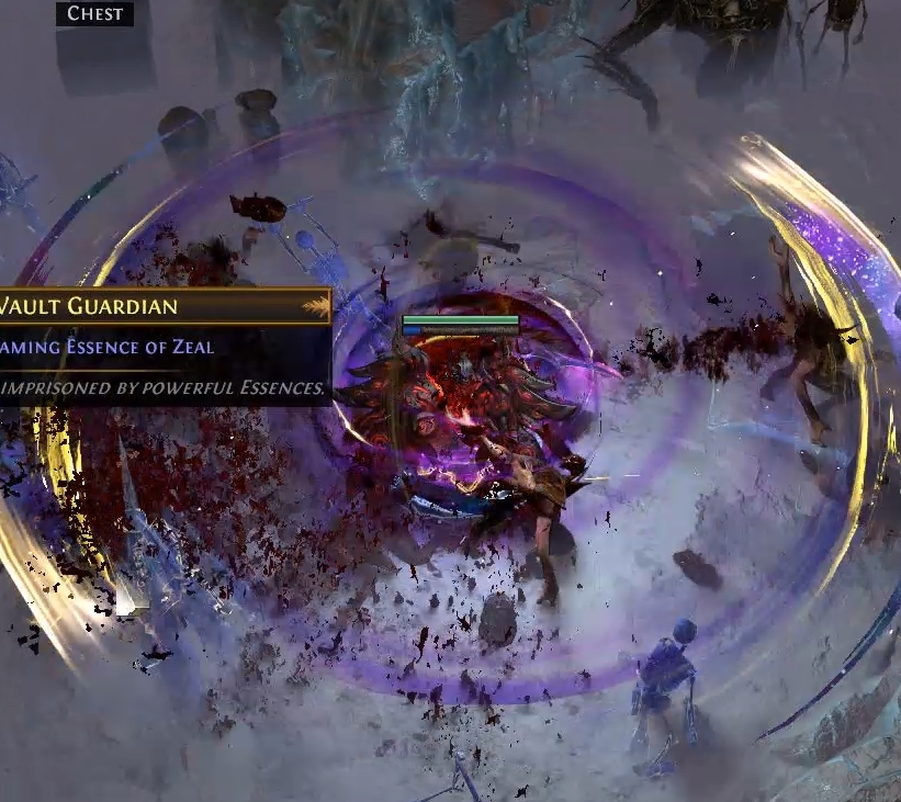 Ultimate Cyclone Slayer Build Guide (PoE Blight 3 8i) - PoE