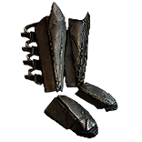 Iron Greaves