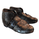 Rawhide Boots