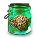 The Eroding One's Brain