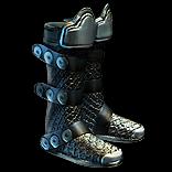 Mesh Boots