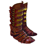 Shackled Boots