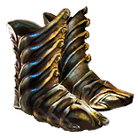 Wyrmscale Boots