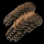 Bronze Gauntlets