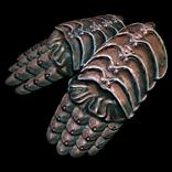 Bronzescale Gauntlets