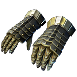 Antique Gauntlets