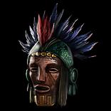 Mask of the Spirit Drinker