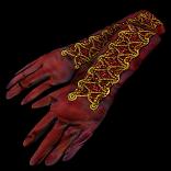 Samite Gloves
