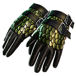 Gripped Gloves