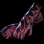 Fingerless Silk Gloves