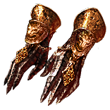 Golden Bracers
