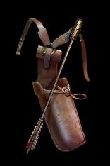 Blunt Arrow Quiver