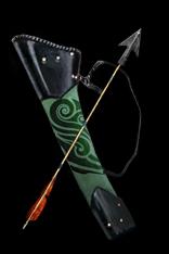Broadhead Arrow Quiver