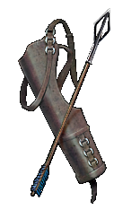 Fire Arrow Quiver