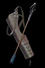 Fire Arrow Quiver