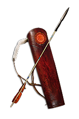 Penetrating Arrow Quiver