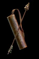 Serrated Arrow Quiver