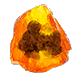 Gilded Fossil