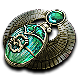 Winged Torment Scarab