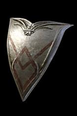Reinforced Kite Shield