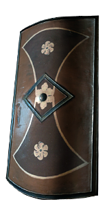 Copper Tower Shield