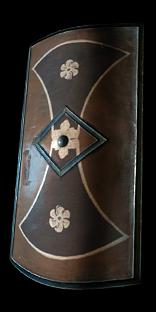 Copper Tower Shield