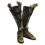 Replica Bones of Ullr