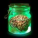 Marceus the Defaced's Brain