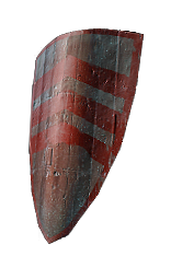 Etched Kite Shield
