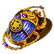 Gilded Cartography Scarab