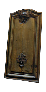 Ebony Tower Shield
