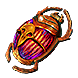 Rusted Bestiary Scarab