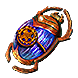 Rusted Cartography Scarab