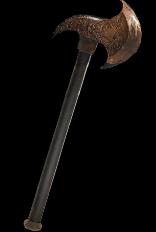 Runic Hatchet
