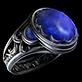 Cerulean Ring
