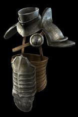 Battle Lamellar